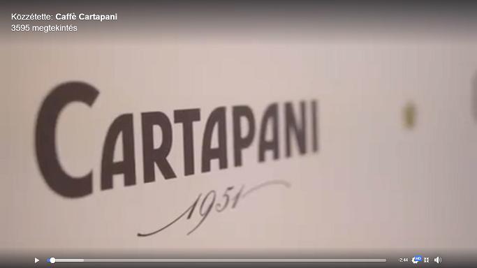 Cartapani bemutató